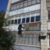 Окраска балконов и лоджий