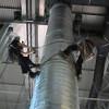 монтаж воздуховода промышленного