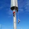 Обследование и ремонт водонапорной башни