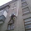 Установка температурного шва на многоэтажный дом