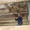 восстановление бетонного потолка