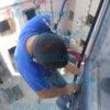 Герметизация фасадного остекления