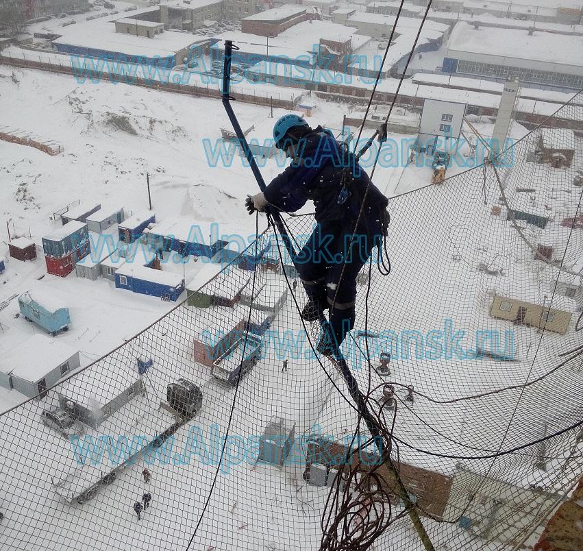 Фирмы промышленные альпинисты москва